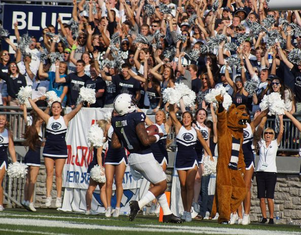 Photo by Cade Belisle/Daily Collegian